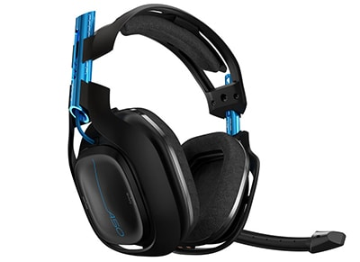 ASTRO A50 Wireless & Base Station - Gaming Headset Μαύρο gaming   αξεσουάρ κονσολών   ps4   headset