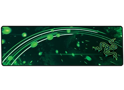 Razer Goliathus Speed Cosmic Edition - Mousepad - Extended Πράσινο gaming   αξεσουάρ pc gaming   gaming mousepads