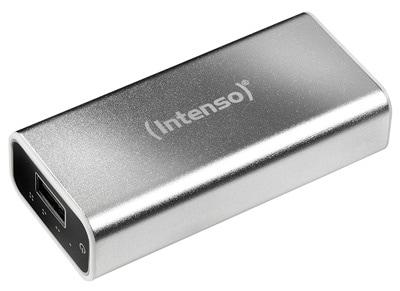 Powerbank Intenso Alu 5200 mAh 1A Ασημί τηλεφωνία   tablets   αξεσουάρ κινητών   powerbanks