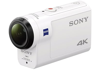Action Cam Sony FDR-X3000R 4K Live-View Wi-Fi