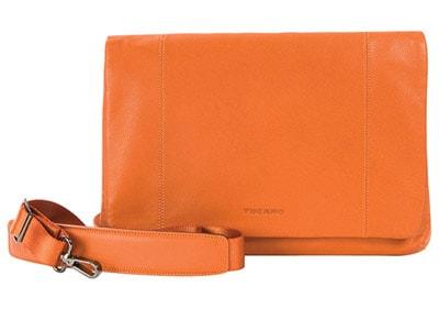 """Τσάντα Laptop MacBook 11""""/ iPad - Tucano One Premium Clutch Πορτοκαλί"""