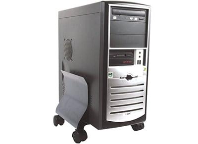 Βάση Desktop CPU Stand - Γραφίτης