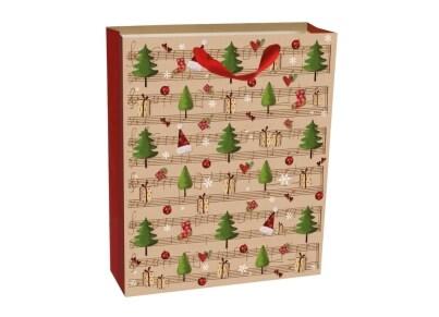 Χριστουγεννιάτικη Τσάντα Δώρου Extra Large Legami