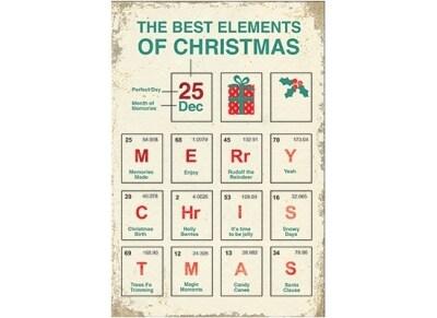 Ευχετήρια Κάρτα Χριστουγέννων Legami Naughty Or Nice List