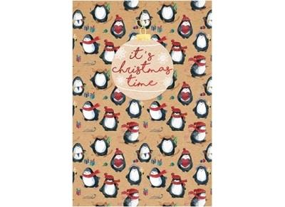 Ευχετήρια Κάρτα Χριστουγέννων Legami Its Christmas Time