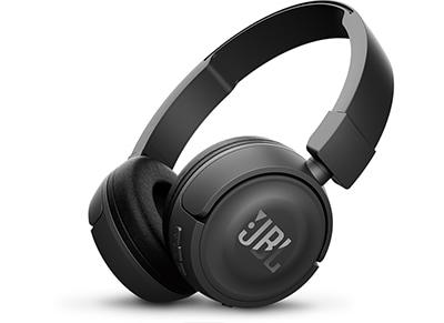 Ακουστικά Κεφαλής JBL T450BT - Μαύρο