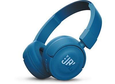 Ακουστικά Κεφαλής JBL T450BT - Μπλε