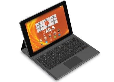 "MLS Prime 3G - Tablet 10.8"" 32GB Μαύρο"