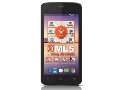 4G Smartphone MLS Color Mini - Dual Sim Champagne