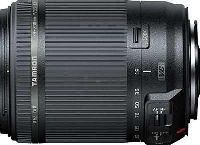 Tamron 18-200mm F/3.5-6.3 Di II VC για Canon