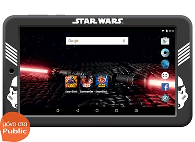 "eStar Themed 7"" με θήκη Star Wars - Tablet 7"" 8GB"