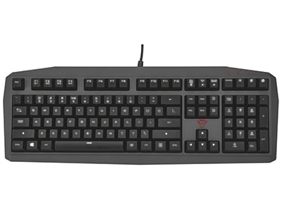 Trust GXT 880 Mechanical Keyboard - Πληκτρολόγιο Gaming