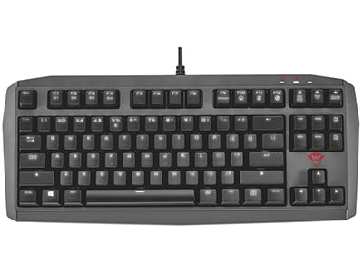 Trust GXT 870 TKL Mechanical Keyboard - Πληκτρολόγιο Gaming