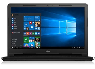 "Laptop Dell Inspiron 3552 - 15.6"" (N3060/4GB/500GB/ HD)"