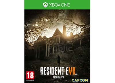 Xbox One Used Game: Resident Evil VII biohazard gaming   used games   xbox one used