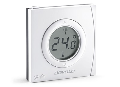 Θερμοστάτης Devolo Home Control Room Thermostat Λευκό