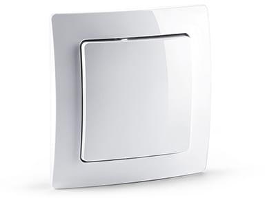 Αυτοματοποιητής Σπιτιού Devolo Home Control Wall Switch Λευκό