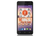 MLS Wave Ασημί Dual Sim Smartphone