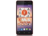 MLS Wave - Dual Sim Ροζ - 4G Smartphone