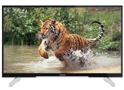 "Τηλεόραση 43"" Hitachi 43HK6W64 Smart LED Ultra HD"
