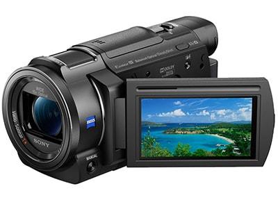 Βιντεοκάμερα Sony Handycam AX33 4K Μαύρο