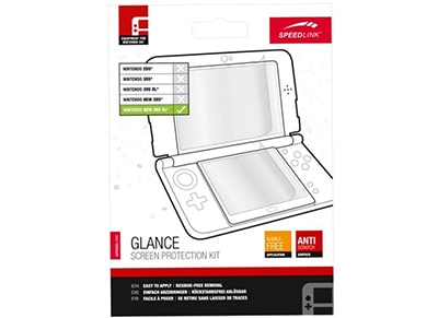 Speedlink SL-520201 - Μεμβράνη Προστασίας Nintendo New 3DS XL