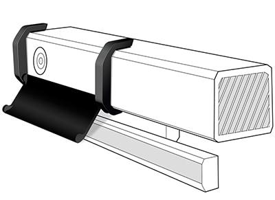 Speedlink Sheltex Protection Cap - Προστατευτικό Καπάκι Kinect 2 gaming   αξεσουάρ κονσολών   xbox one   λοιπά αξεσουάρ