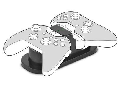 Speedlink Twindock Charging System - Βάση Φόρτισης & 2 Μπαταρίες Xbox One