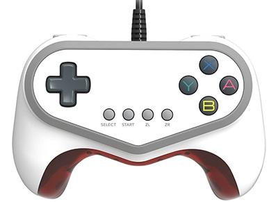 Hori Pokken Tournament Pro Pad Limited Edition - Χειριστήριο Nintendo Wii U Λευκό