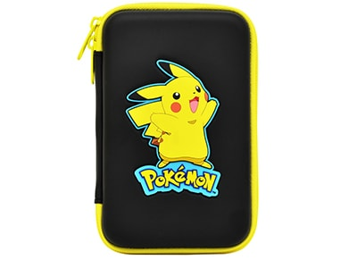 Hori Hard Pouch Pokemon - Θήκη Προστασίας New 3DS, New 3DS XL, 3DS, 3DS XL Μαύρο gaming   αξεσουάρ κονσολών   3ds   2ds
