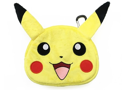 Hori Plush Pouch Pikachu - Θήκη Μεταφοράς New 3DS, New 3DS XL, 3DS, 3DS XL Κίτρι gaming   αξεσουάρ κονσολών   3ds   2ds