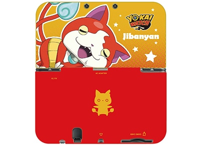 Hori Jibanyan Duraflexi Protector - Θήκη Προστασίας New Nintendo 3DS XL gaming   αξεσουάρ κονσολών   3ds   2ds