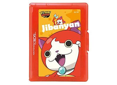 Hori Jibanyan Card Case - Θήκη Κασετών Yo-Kai Watch Πορτοκαλί