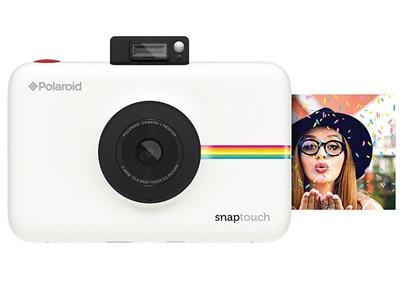 Camera Polaroid Instant Snap Touch Λευκό