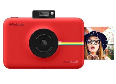 Camera Polaroid Instant Snap Touch Κόκκινο