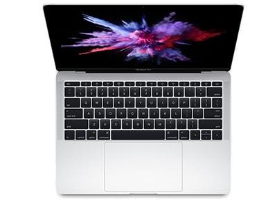 "Laptop Apple MacBook Pro 13.3"" MLUQ2GR/A - Silver υπολογιστές   laptops"