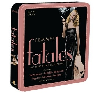 FEMMES FATALES:IRRESISTABLE COLL (3CD)