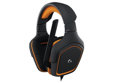 Logitech G231 Prodigy - Gaming Headset Μαύρο gaming   αξεσουάρ pc gaming   gaming headsets