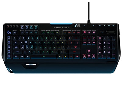 Logitech G910 Orion Spectrum RGB Mechanical  Πληκτρολόγιο Gaming Μαύρο gaming  αξεσουάρ pc gaming πληκτρολόγια
