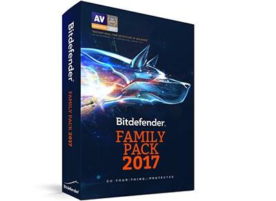 Bitdefender Family Pack 2017 - 1 έτος (PC/Mac/Android) υπολογιστές   περιφερειακά   antivirus   software   antivirus