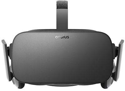 Oculus Rift - Μάσκα Εικ. Πραγματικότητας