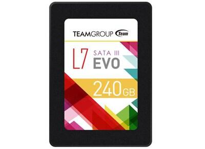 """Εσωτερικός δίσκος SSD Teamgroup 240GB - 2.5"""" - SATA 3"""