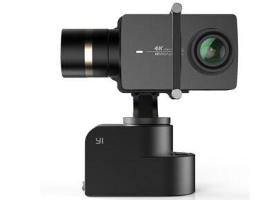 Action Cam Xiaomi Yi 4K & Handheld Gimbal Μαύρο