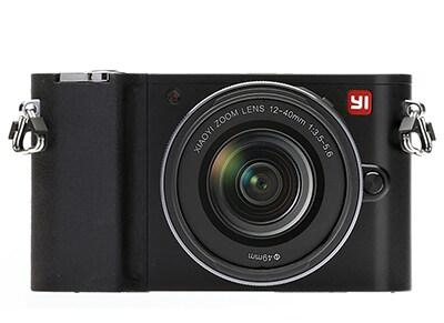 Camera Xiaomi Yi M1 12-40mm Μαύρο