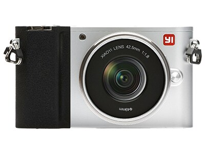 Camera Xiaomi Yi M1 12-40mm Ασημί