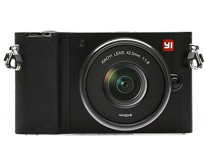 Camera Xiaomi Yi M1 12-40mm/42.5mm Μαύρο