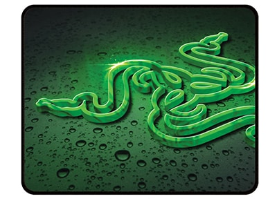 Razer Goliathus Speed Terra Edition - Mousepad - Small Πράσινο gaming   αξεσουάρ pc gaming   gaming mousepads