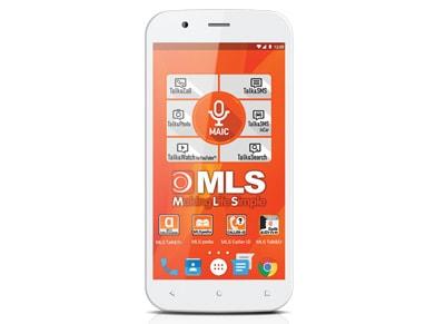 4G Smartphone MLS Titan 16GB Λευκό