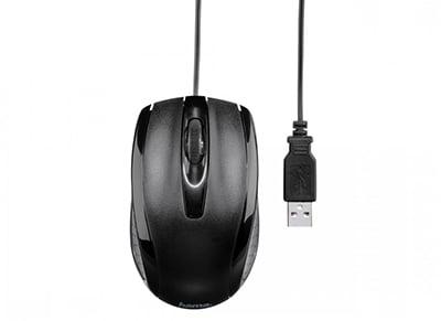 Ενσύρματο Ποντίκι Hama AM-5400 Μαύρο