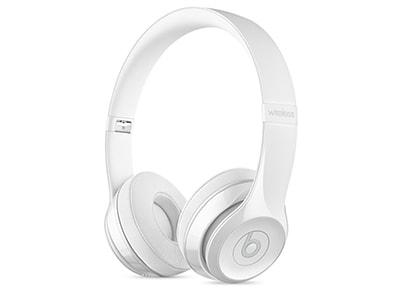 Ασύρματα Ακουστικά Κεφαλής Beats by Dre Solo 3 Wireless Gloss White